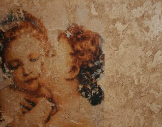 detail-of-classic-imprint-texture-overglaze-faux-finish-plaster-ansell-decorative-arts